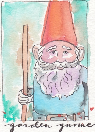 Gnome, April 2017